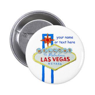Etiqueta conocida de Las Vegas Pins