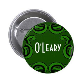 Etiqueta conocida verde de Deco Pin