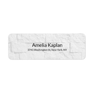 Etiqueta Creativo minimalista llano moderno de la pared