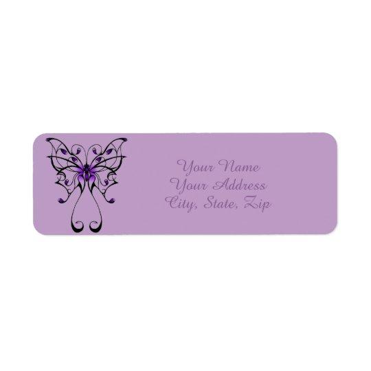 Etiqueta Danza de la mariposa