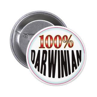 Etiqueta darvinista pin