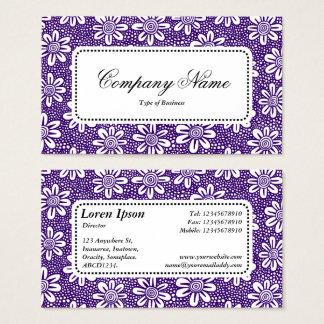 Etiqueta de centro v5 - modelo 140617 - púrpura