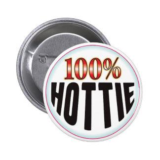 Etiqueta de Hottie Pin