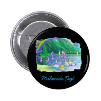 ¡Etiqueta de Malamite Pin