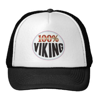 Etiqueta de Viking Gorros Bordados