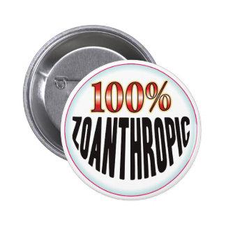 Etiqueta de Zoanthropic Pins