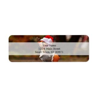 Etiqueta Decoraciones del reno - reno del navidad