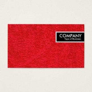 Etiqueta del borde - alfombra roja