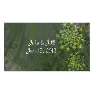 Etiqueta del favor del boda del cordón de la reina plantillas de tarjetas personales