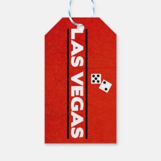 Etiqueta del regalo de Las Vegas Etiquetas Para Regalos