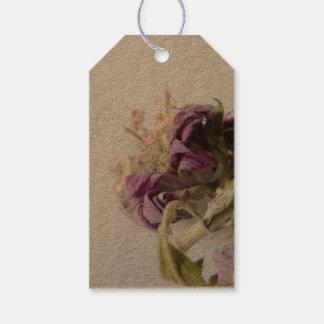 etiqueta del regalo del monarda de la montaña etiquetas para regalos