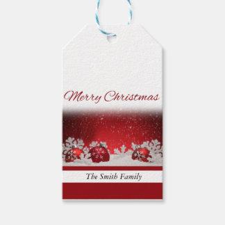 Etiqueta del regalo del navidad etiquetas para regalos
