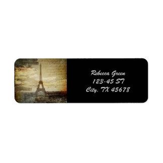 Etiqueta El francés scripts la torre Eiffel moderna de