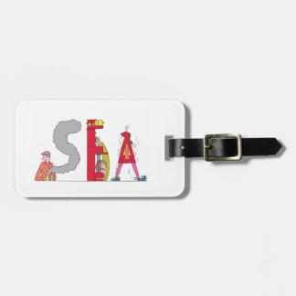 Etiqueta el | SEATTLE, WA (MAR) del equipaje