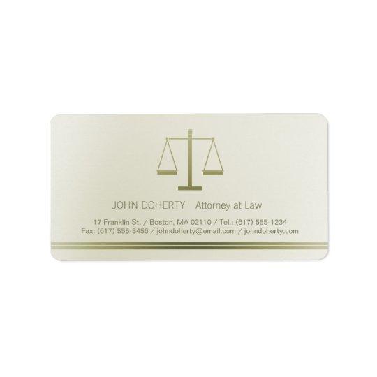 Etiqueta Escalas del abogado de la justicia el  