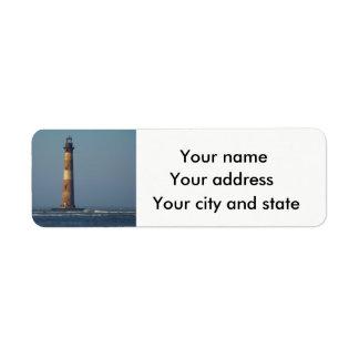 Etiqueta Esta pequeña luz en la isla de Morris