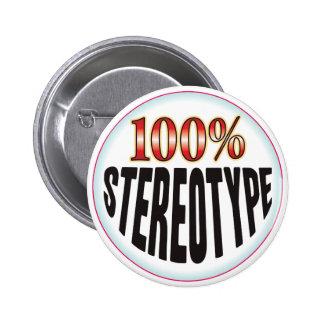 Etiqueta estereotipada pin