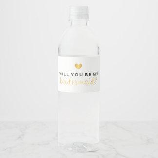 Etiqueta fabulosa de la bebida del corazón - usted