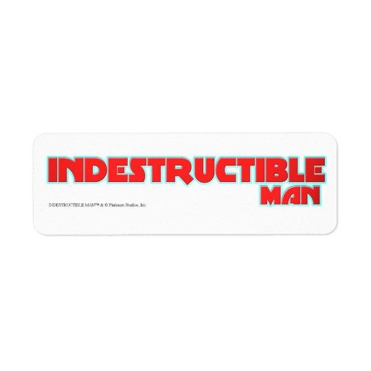 Etiqueta Hombre indestructible - estudios del platino