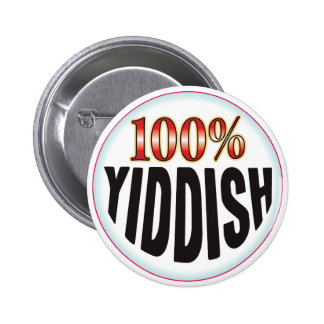 Etiqueta jídish pin