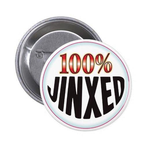 Etiqueta Jinxed Pin
