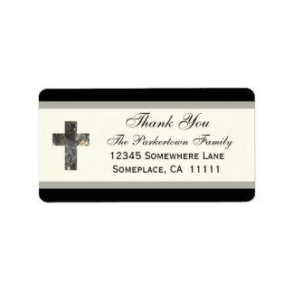 Etiqueta La cruz le agradece