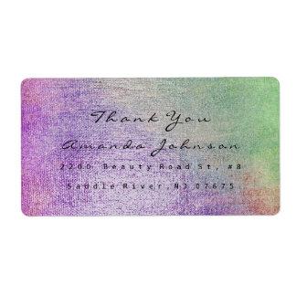 Etiqueta La púrpura del trullo se ruboriza verde maquillaje