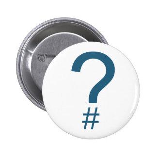 Etiqueta/marca índice azules/ciánicas de la chapa redonda 5 cm