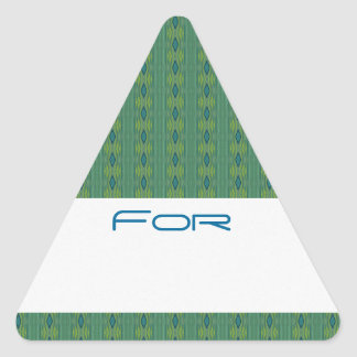 Etiqueta modelada diamante terroso del regalo