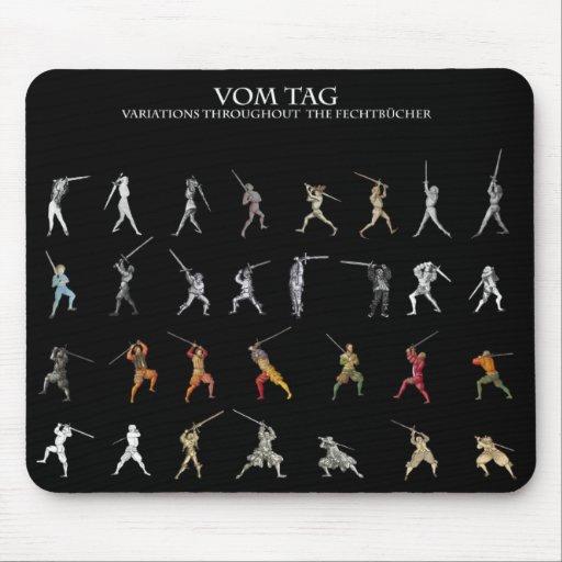 Etiqueta Mousepad de Vom Tapete De Raton