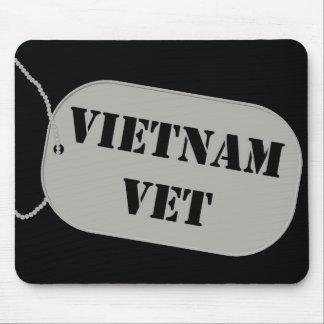 Etiqueta Mousepad del veterinario de Vietnam Alfombrilla De Ratones