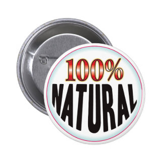 Etiqueta natural pin