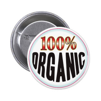 Etiqueta orgánica pin