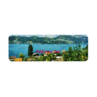 Etiqueta Orilla del lago