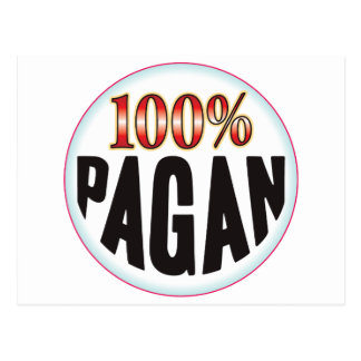 Etiqueta pagana postales