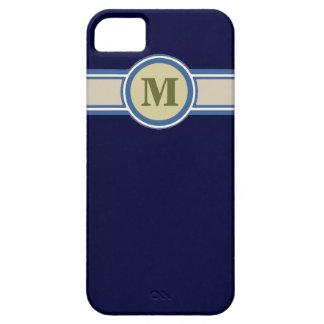 etiqueta para añadir inicial iPhone 5 Case-Mate protectores