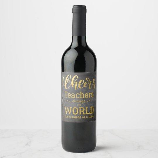 Etiqueta Para Botella De Vino Alegrías a la cita del aprecio de la tipografía de