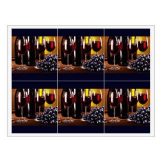 Etiqueta Para Botella De Vino Hecho en casa