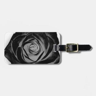 Etiqueta Para Maletas 20171027 color de rosa negros