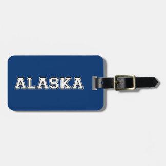 Etiqueta Para Maletas Alaska