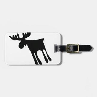 Etiqueta Para Maletas Älg / Moose