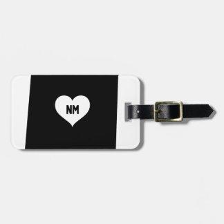Etiqueta Para Maletas Amor de New México
