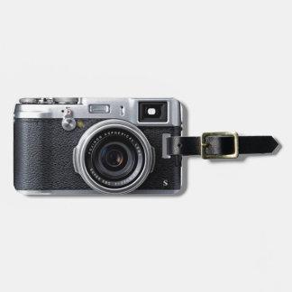 Etiqueta Para Maletas cámara vieja