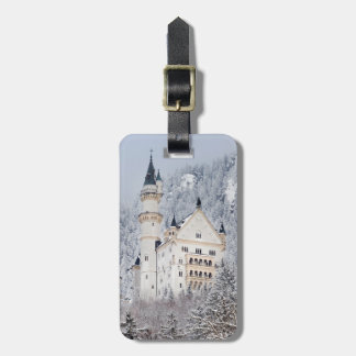Etiqueta Para Maletas Castillo de Neuschwanstein