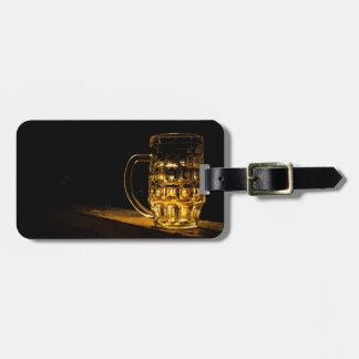 Etiqueta Para Maletas cerveza