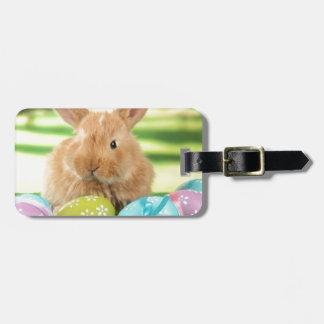 Etiqueta Para Maletas Conejo de conejito