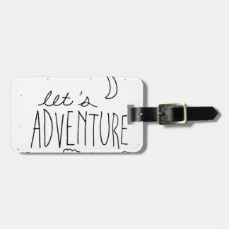 Etiqueta Para Maletas Déjenos Adventure-01