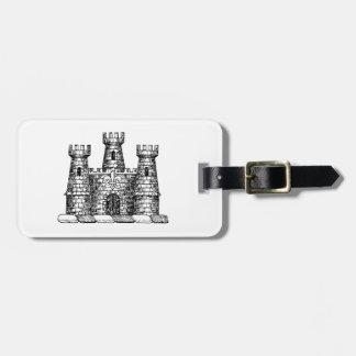 Etiqueta Para Maletas Escudo heráldico del escudo de armas del emblema