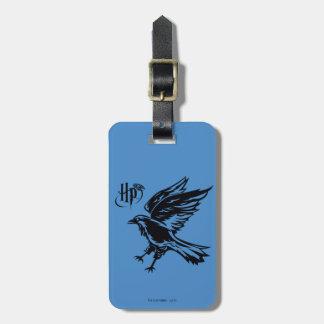 Etiqueta Para Maletas Icono de Harry Potter el | Ravenclaw Eagle