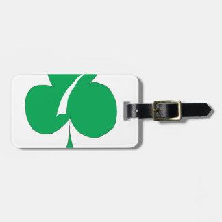 Etiqueta Para Maletas Irlandés afortunado 7 de los clubs, fernandes tony
